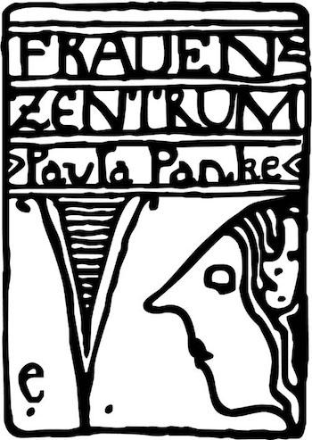 Frauenzentrum Paula Panke e.V. logo