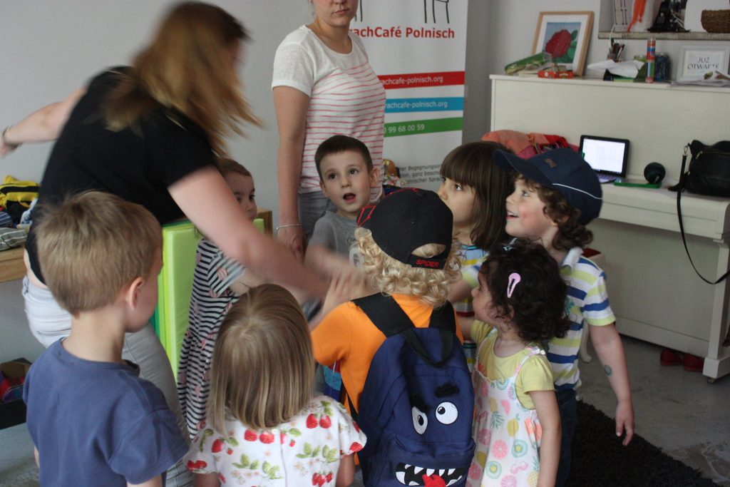 Kreatives Polnisch – für Kleinkinder 1-3 J. (2020)