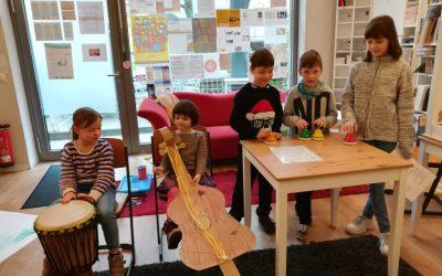 Kreatives Polnisch für Schulkinder