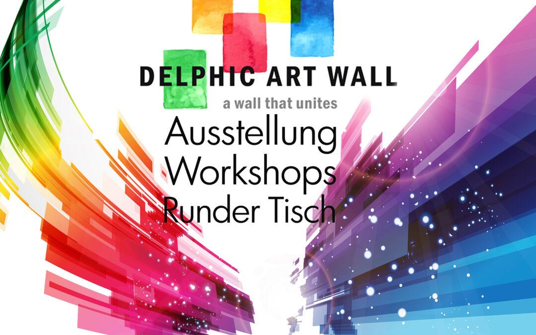 Runder Tisch | Delphic Art Wall