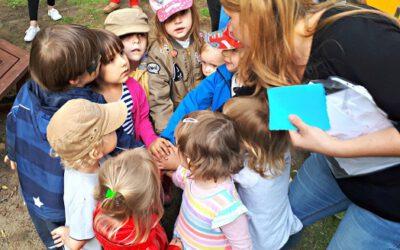 Kreatywnie po polsku – dla dzieci w wieku przedszkolnym