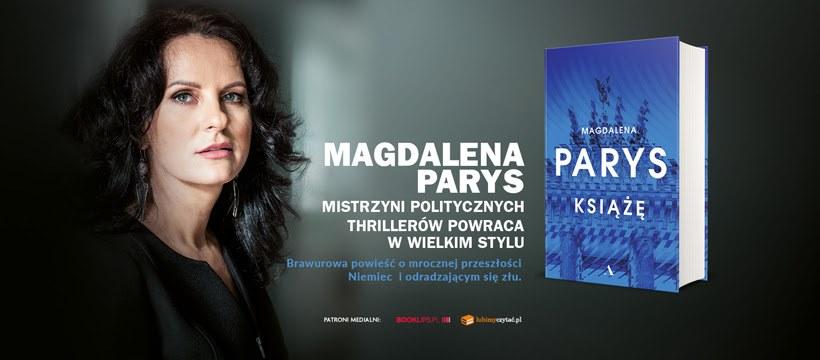 "Magdalena Parys – ""Książę"" – Begegnung mit der Autorin | Pl"