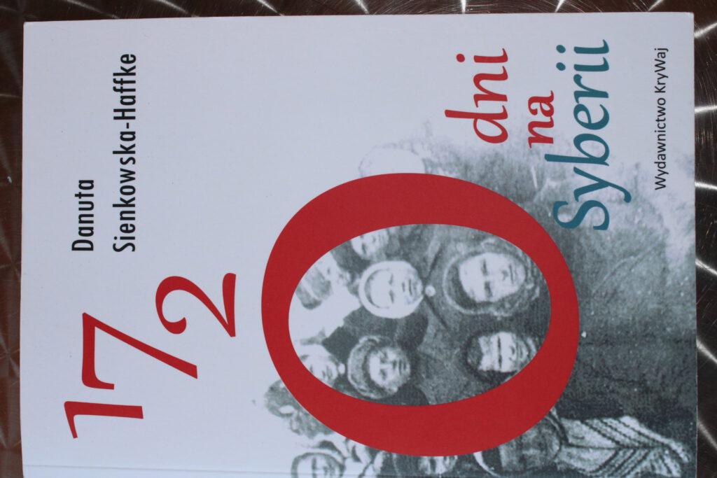 1720 dni na Syberii – Danuta Sienkowska-Haffke – Lesung und Gespräch mit der Buchautorin   Pl/De